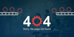 How to fix the 404 errors